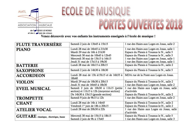 tracts PORTES OUVERTES 2018
